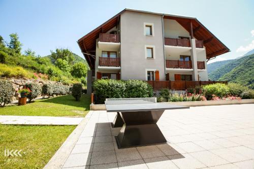 Résidence Balcons de La Neste : Guest accommodation near Ancizan