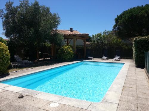 Villa Grazailles : Guest accommodation near Villemoustaussou