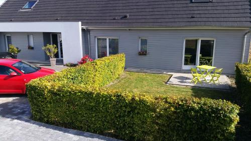 Résidence les Charmilles : Apartment near Hombleux