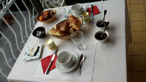 Auberge Audressein : Bed and Breakfast near Urau