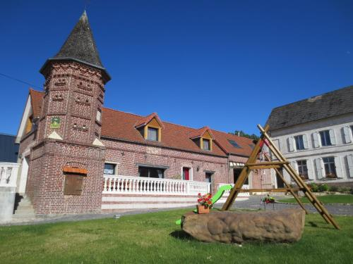 Gîte de la Tourelle : Guest accommodation near Laviéville