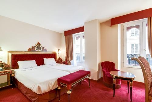 Villa Opera Drouot : Hotel near Paris 9e Arrondissement
