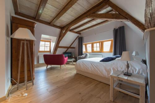 La Maison d'Emilie : Bed and Breakfast near Pfaffenheim