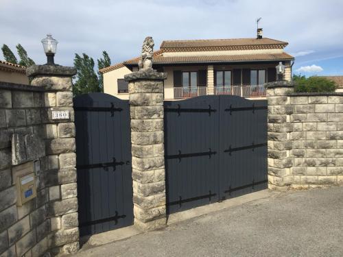 Villa Beauregard : Guest accommodation near La Calmette