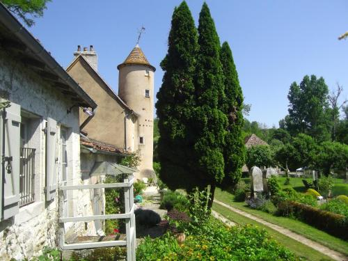 Moulin de Roche : Guest accommodation near Chapelle-Viviers