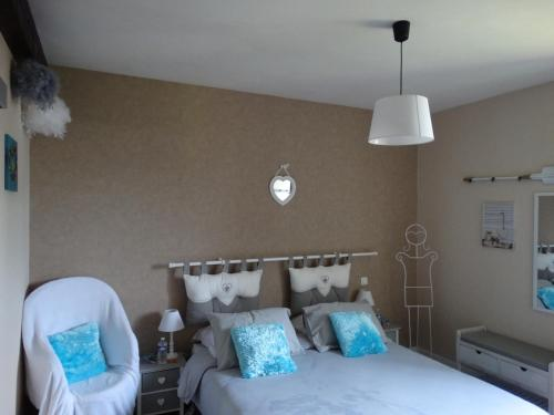 Chambre d'Hôtes Ty Men : Guest accommodation near Saint-Dolay