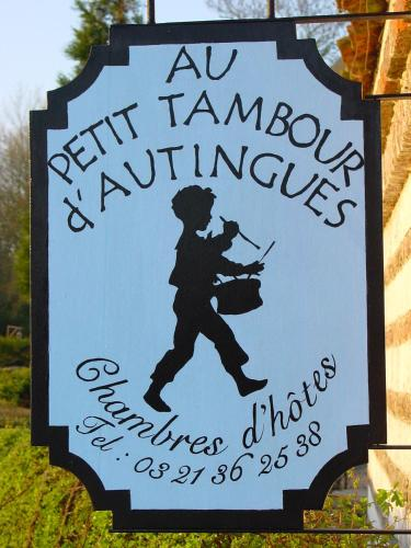 B&B au petit tambour d'Autingues : Bed and Breakfast near Recques-sur-Hem