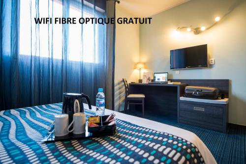 Best Western Hotel Atlantys Zenith Nantes : Hotel near Saint-Herblain