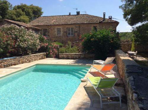 Flaugies : Guest accommodation near Saint-Hippolyte-de-Montaigu