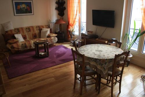 Appartement Petroff : Apartment near Saint-Maurice