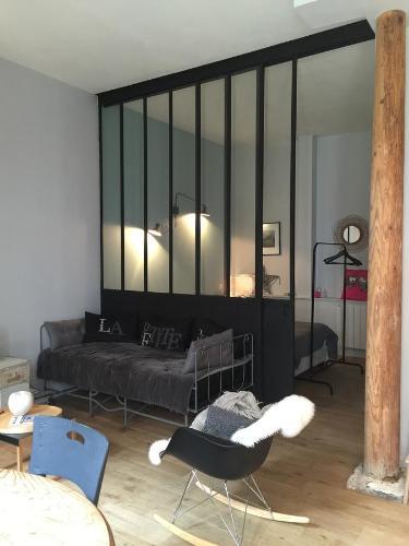 La petite suite : Apartment near Rouen