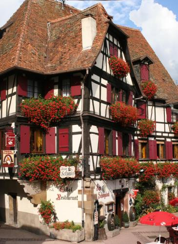 Zum Schnogaloch : Hotel near Bischoffsheim