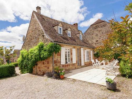 Holiday Home Raffard : Guest accommodation near Salagnac