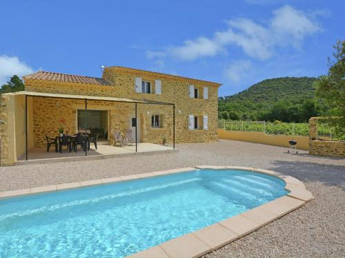 Villa Le Mas : Guest accommodation near Saint-Julien-de-Peyrolas
