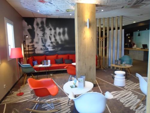 ibis Gap : Hotel near Lettret