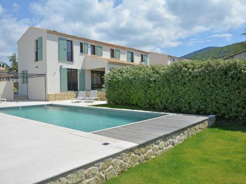 Villa Les Arts : Guest accommodation near Beaumont-du-Ventoux