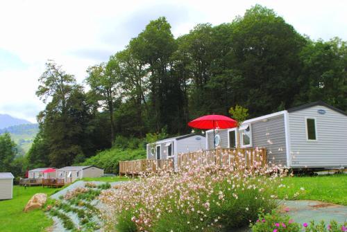 Camping d'Arrouach : Guest accommodation near Bartrès