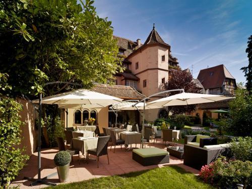 Hostellerie de la Pommeraie by Popinns : Hotel near Diebolsheim