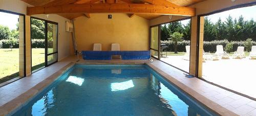 Villa Pesquier : Guest accommodation near Proissans