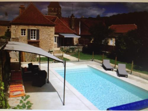 Villa Paris : Guest accommodation near Orliac