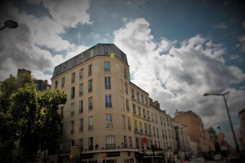 Hotel de L'Union : Hotel near Saint-Mandé