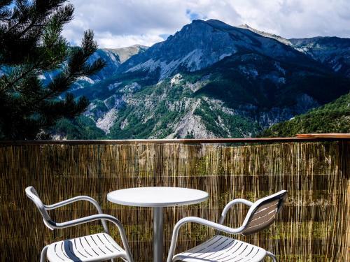 Les cabanes de La Vigière : Guest accommodation near Sauze