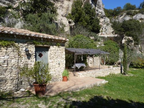 La Baumo 1 und 2 : Guest accommodation near Le Beaucet