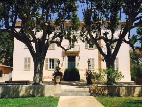 Bastide des Anglades : Guest accommodation near La Londe-les-Maures