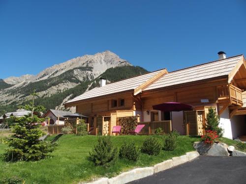 Le Longet : Guest accommodation near Névache