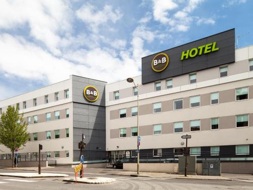 B&B Hôtel Montpellier Centre Le Millénaire : Hotel near Baillargues