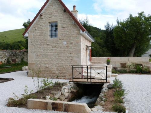 Le Bocard : Guest accommodation near Curel