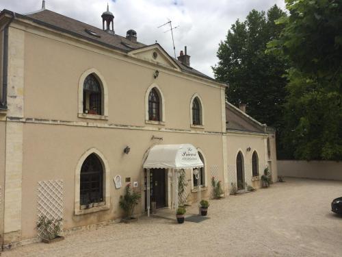 Hôtel-Restaurant Le Prieuré : Hotel near Luçay-le-Libre
