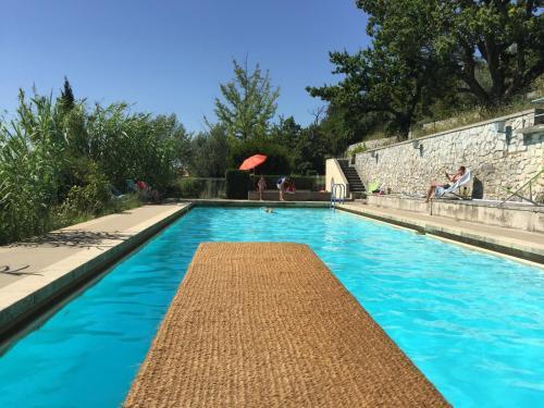 Les Terrasses Du Soleil : Bed and Breakfast near Le Pègue