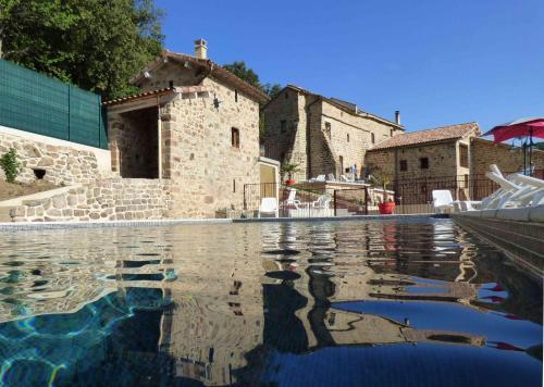 Hameau de Gratte : Guest accommodation near La Bastide-Puylaurent