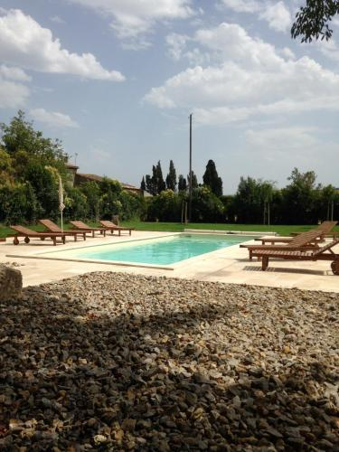 Domaine Paul Huc : Apartment near Moux