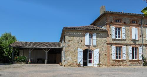 Les Bourdoncles : Guest accommodation near Damiatte