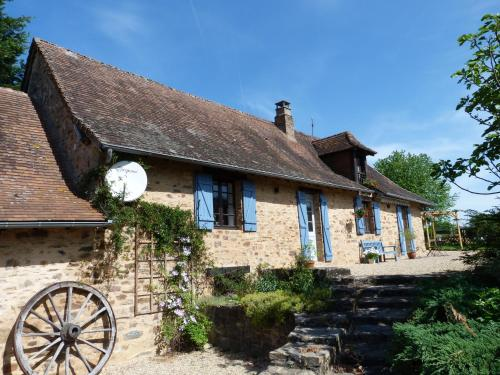 La Fermette at Les Lavandes : Guest accommodation near Saint-Jory-las-Bloux