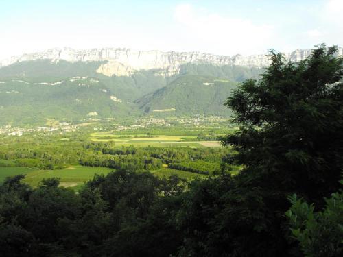 JeanFranc : Apartment near Tencin