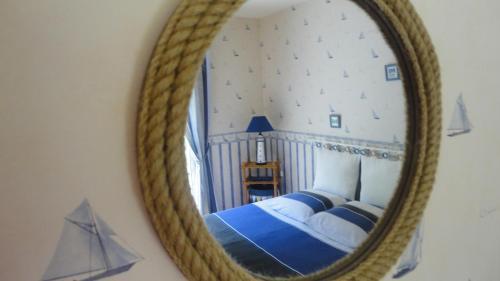 Les Rhodos : Guest accommodation near Plonéour-Lanvern