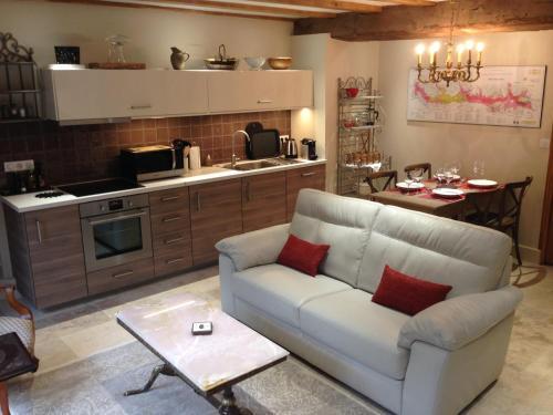 Charmot de Pommard : Apartment near Bessey-la-Cour