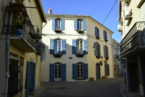 Rue Galilee : Bed and Breakfast near Marseillan