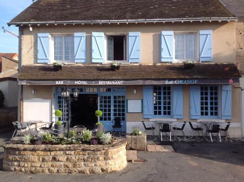 La Grange : Hotel near Neuvy-Saint-Sépulchre