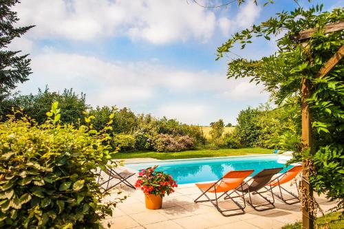 Les Barelles : Bed and Breakfast near Villeneuve