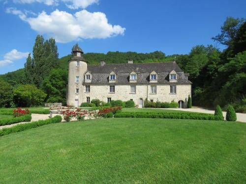 Château de Gaubert : Bed and Breakfast near Grèzes