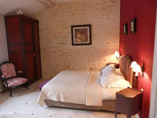 La Ferme du Mont Lassois : Bed and Breakfast near Charrey-sur-Seine