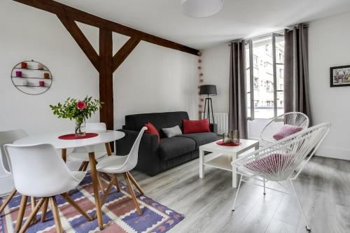 Fontainebleau Sweet Home : Apartment near Nonville