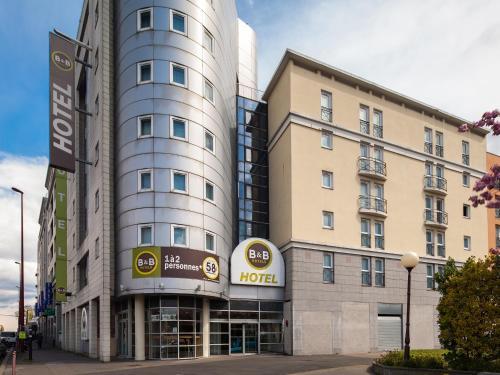 B&B Hôtel Paris Est Bondy : Hotel near Livry-Gargan