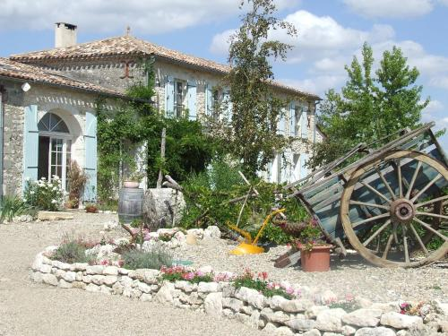 Le Petit Coup : Bed and Breakfast near Caplong
