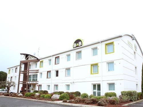 B&B Hôtel Béziers : Hotel near Cers
