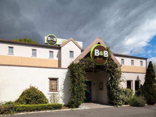 B&B Hôtel Saint-Michel sur Orge : Hotel near Courson-Monteloup